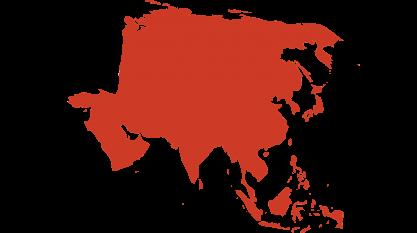 Asie Asien Pays Länder