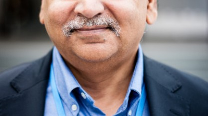 Saleemul Huq; Financement international du climat