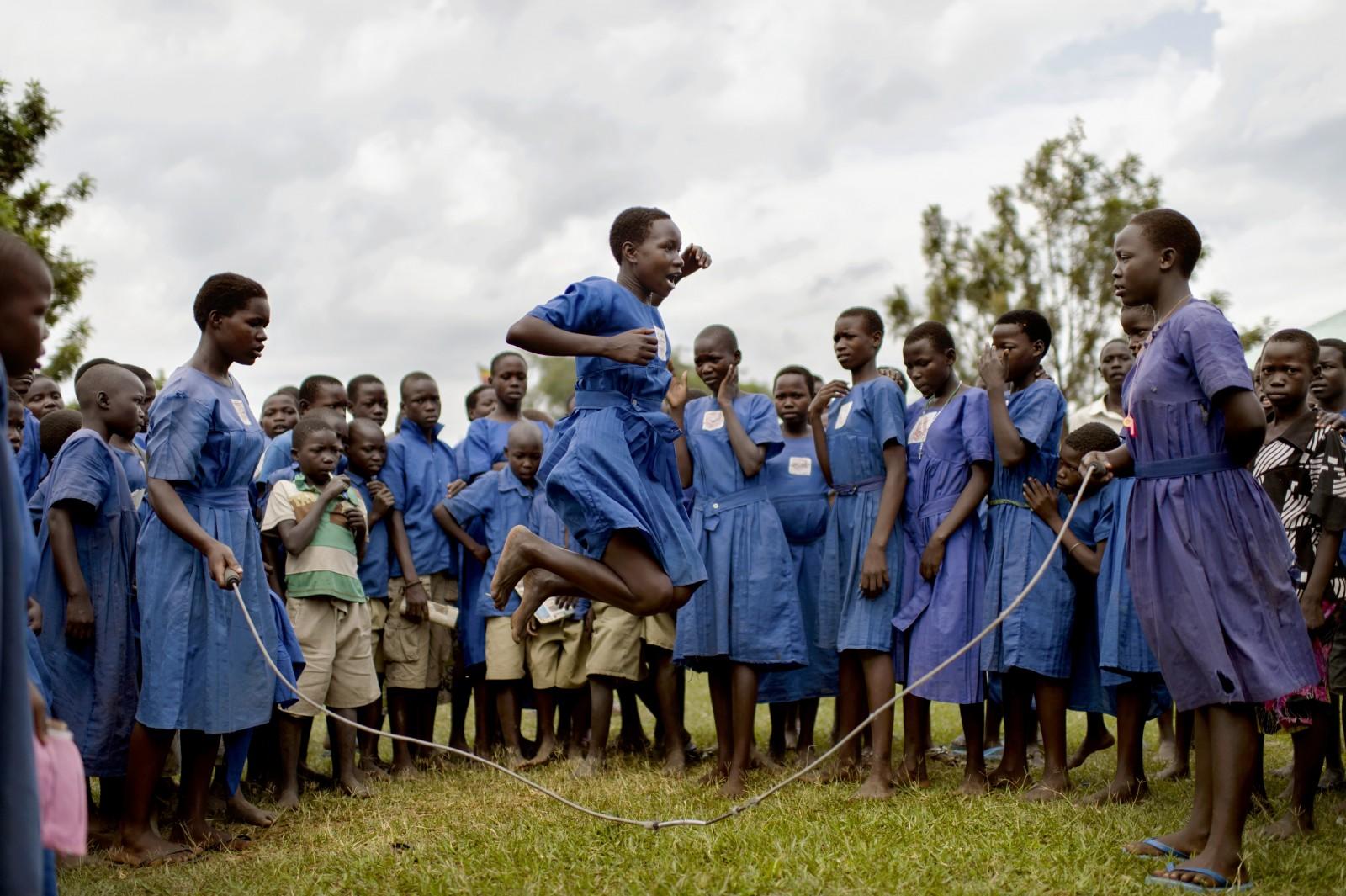 Uganda; SDG4; SDG5
