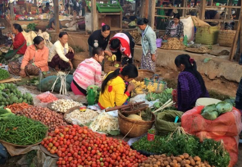 Myanmar Inle-See