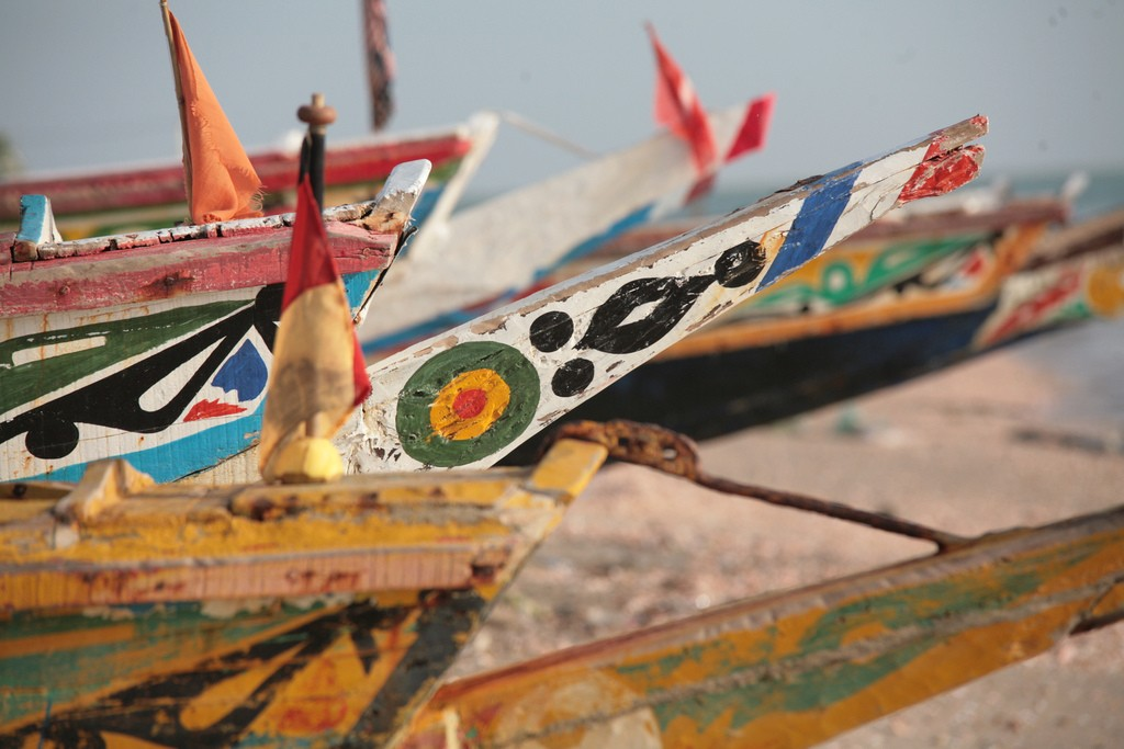 Pêcheurs du Saloum, Sénégal