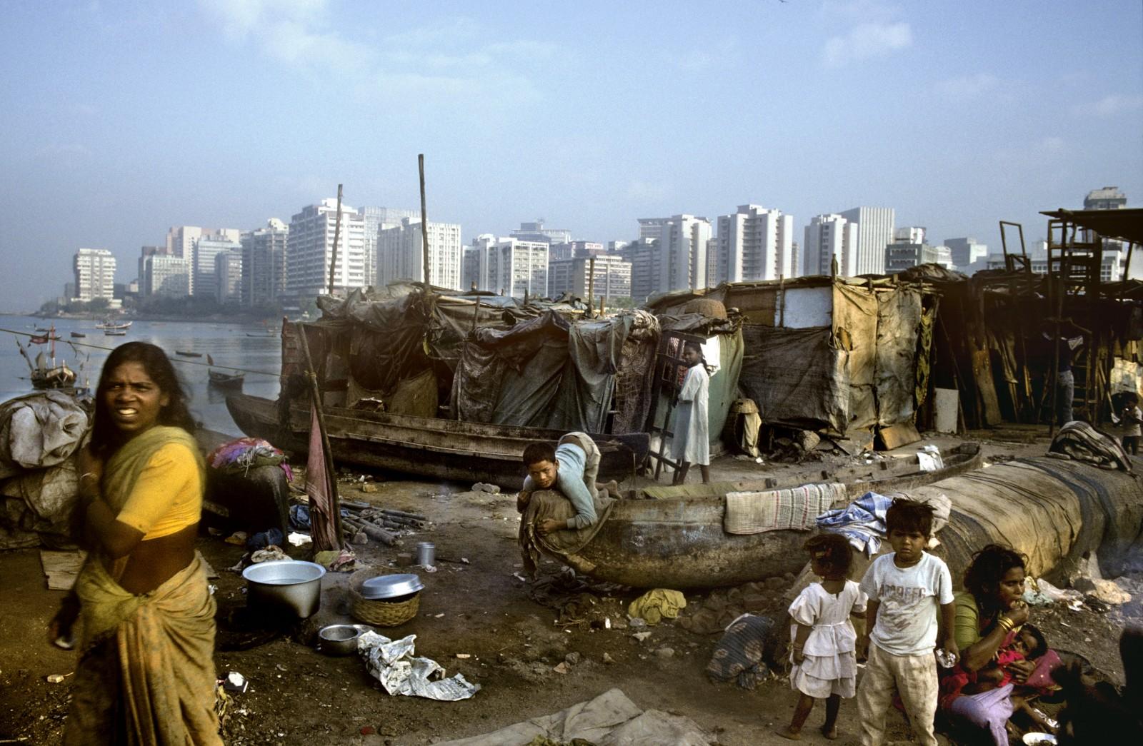 Indien Mumbay Slum Alliance Sud